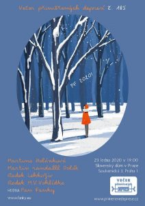 Večer přiměřených depresí č.185 @ Slovenský dům v Praze